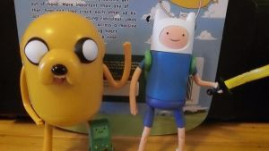Adventure time toys by Driifting-Dream