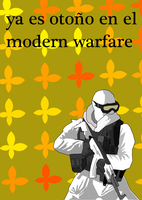 its autumn in modern warfare by egeres