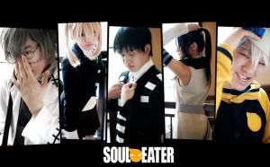 Soul Eater Collage by Kurai-Hisaki