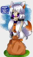 Welcome to Lolbit Byte's store! by Momoe003