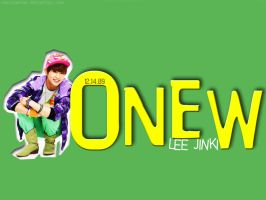 Onew Wallpaper by SherinaHime