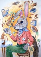 March Hare by DariaGALLERY