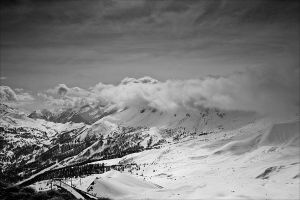 Drama in Vars by Andre99