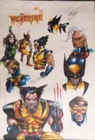 Wolverine and The X-Men by Katase6626