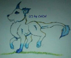 Peroru (drawn by Hand) by CelCel98