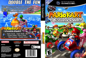 Mario Kart Double Dash Custom by StarfireEspo