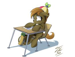 Exam? by Tsitra360