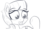 Stronk Filly by fiftyfivefives