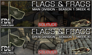 Flags And Frags - FDL S1 Wk4 by JukEboXAuDiO