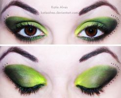Green Eyes by KatieAlves