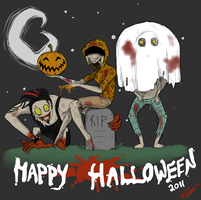 This Is Halloween by RaptorBarry