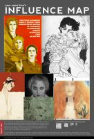 Influence Map by Violette-Kollontai
