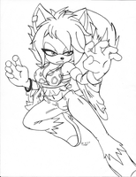 *POINT COMMISSION*:  Amalie the Cat by Armpit-Warrior