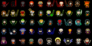 ICON Army Version 2 by CR4ZY-CHR1S