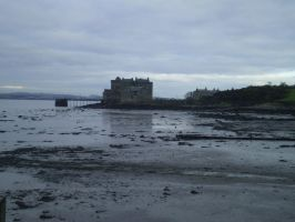 Blackness Castle 3 by Laura-in-china