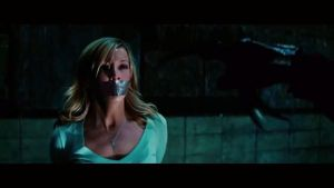 Katie Cassidy kidnapped by Jokerht