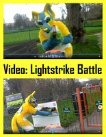 VIDEO: Chemic's Lightstrike Battle by CuriousCreatures