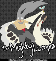 Mighty Lumpia v Sinister Siopao by squidimari