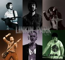 LINKIN PARK. Big digital work. by MaryMaryLP