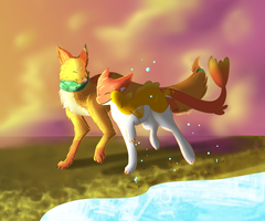 .:Contest Entry:. Together by SweetElectricity