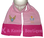 Pinkie Pie Scarf by AKawaiiBoutique