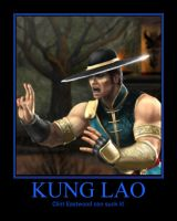Kung Lao poster by avgn521