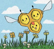 Combee by Celestica