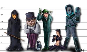 The Unusual Suspects 2 by Bardsville