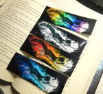 Elbow Bookmarks by Octobertiger