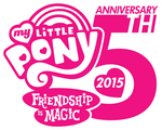 5th Anniversary is Magic by Fuzon-S