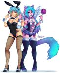 Lollipop Girls by Pink-Angel-Kitty