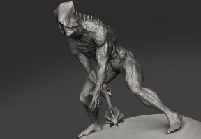 ZBrush Concept Rendering by wildcory1