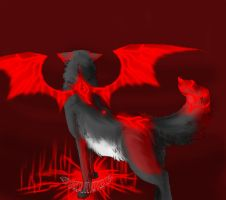 redwolf by Kami-Unreal