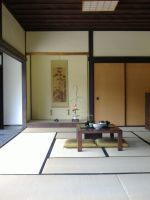 Japanese House: Dining Room by gamefan23
