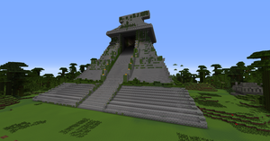 Mayan Temple 2 by JumanjiCraft