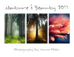 Nature's Beauty 2011 Calendar by MarcoHeisler