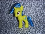 My Little Pony FiM Lemon Heart by colorscapesart