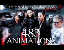 483 icon animations by DarknessEndless