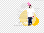 B1A4 Jinyoung - Wallpaper by AllRiseHyuk