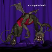 Jabberwock 2- May 4 by markopolio-stock