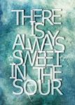 Sweet in the Sour by Whiim