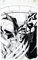 Wolvrine VS. Darth Maul by jey2dworld