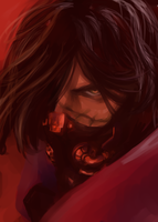 Harlock (Space Pirate Captain Harlock) by LainORdonly