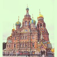 CandyLand Russia by ericvarney