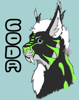 Coda Spot Head Shot by SneakyLynx