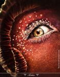 Aries eye by ftourini