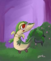 Day 2 - Favorite Pokemon by Raimu27