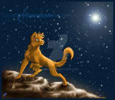 Firestar by Ardnak