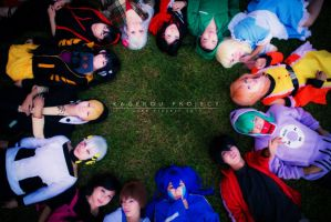 Kagerou Project - A Rainbow Summer by xxDorii