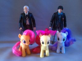The Doctor's New Companions: 1 by Concolor22